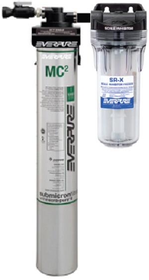 Thiết bị lọc nước máy hấp Kleensteam Single Everpure