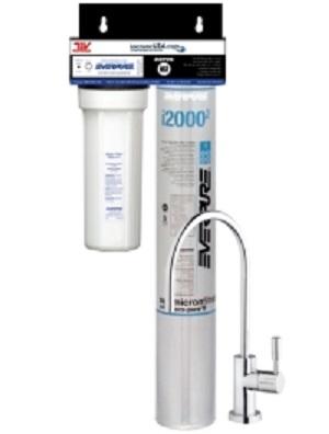 Thiết bị lọc nước máy làm đá QL1-I2001 Everpure