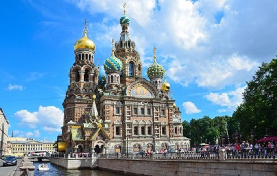 Du lịch Nga - Cung đường vàng