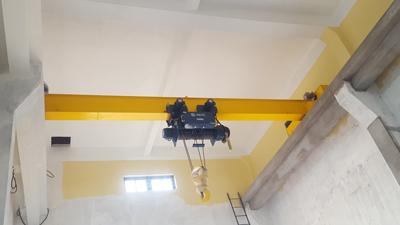 Cầu trục dầm đơn 7.5 tấn