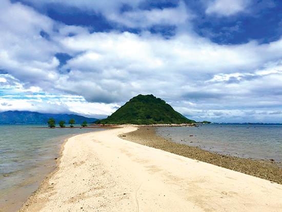 Du lịch đảo Diệp Sơn - Vinperland Nha Trang