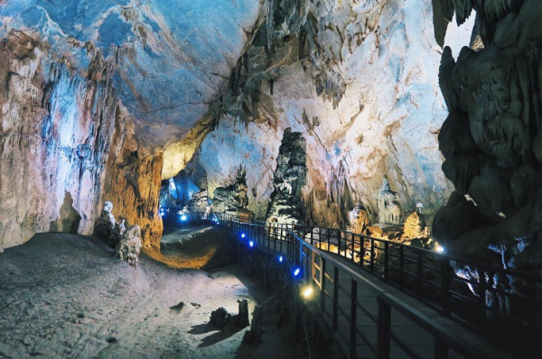 Du lịch Đà Nẵng - Hội An - Huế - Động Thiên Đường