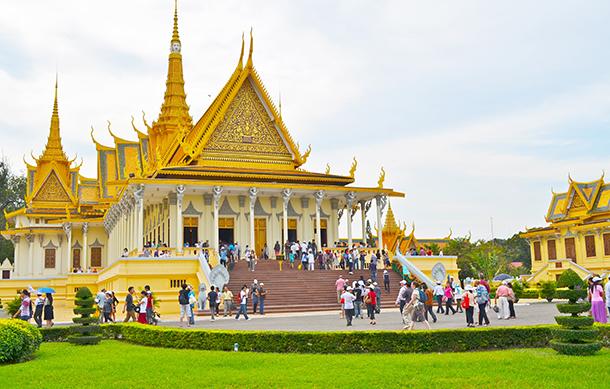 Du lịch Campuchia - Bokor - Shihanouk -  Đảo Kohrong