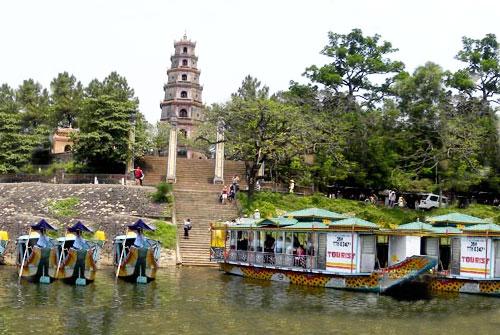 Du lịch Đà Nẵng - Hội An- Huế - Phong Nha