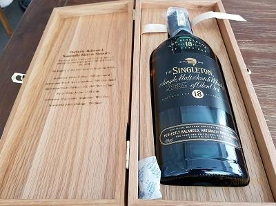 Rượu Singleton 18YO