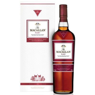 Rượu Macallan Ruby 1824