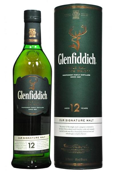 Rượu Glenfiddich 12 700ml