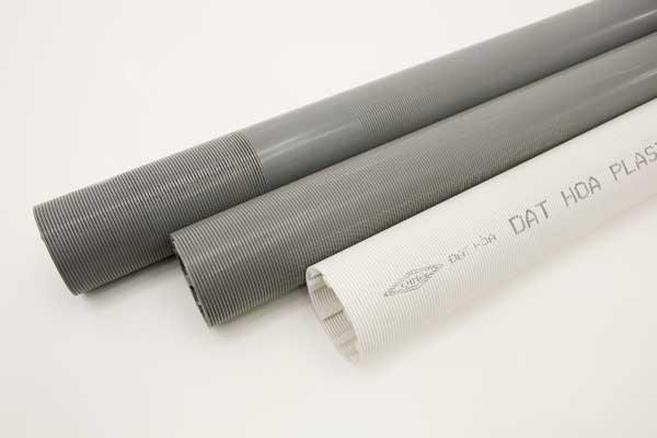 Ống lọc nhựa PVC