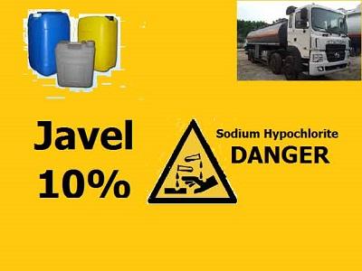 Javel - Hypochlorite NaOCl