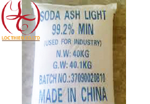 Na2CO3- Soda ASH Light