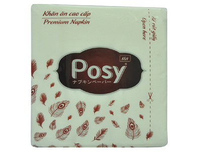 Giấy ăn cao cấp Posy Premium