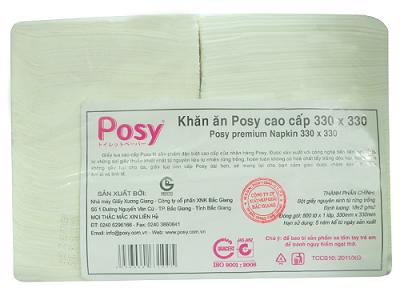 Giấy ăn Posy (Siêu tiết kiệm)
