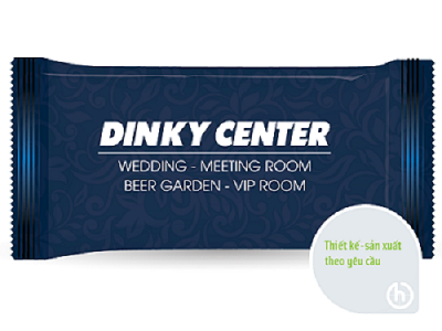 Khăn lạnh Dinky Center