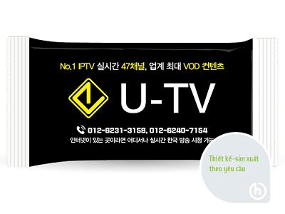 Khăn lạnh U - TV