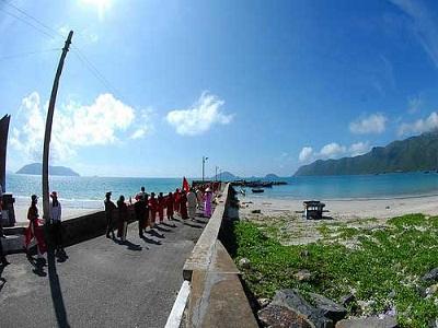 Côn Đảo Hùng Thiêng