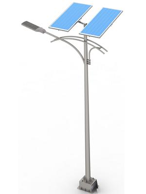 Trụ đèn Solar