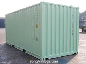 Container khô 40 feet Half High Open Top