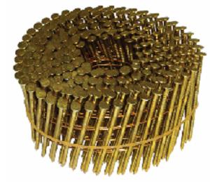 Đinh cuộn mũ thường (cuộn hình phẳng)