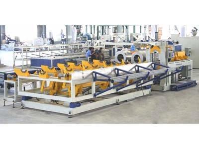 Dây chuyền sản xuất ống PVC 250