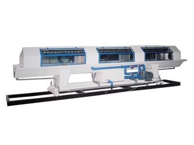 Dây chuyền sản xuất ống PVC 400