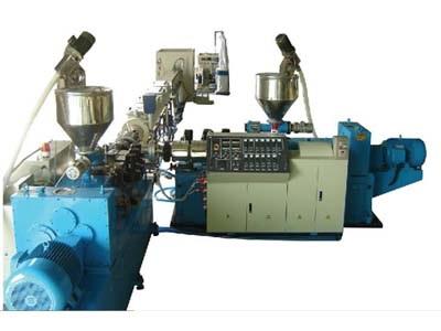 Dây chuyền sản xuất ống PVC Foam 110