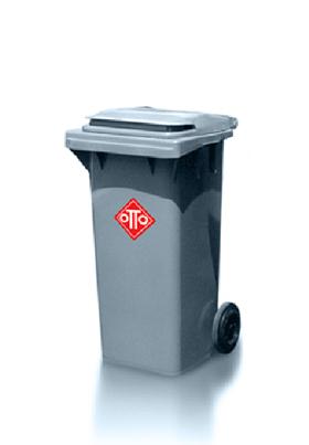 Thùng rác nhựa HDPE OTTO MGB 120L