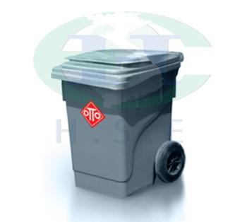 Thùng rác nhựa HDPE OTTO MGB 60L