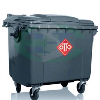 Thùng rác nhựa HDPE OTTO MGB 1100L