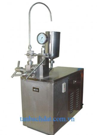 Máy đồng hóa, đồng chất thử nghiệm