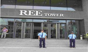 Bảo vệ toàn nhà cao ốc văn phòng