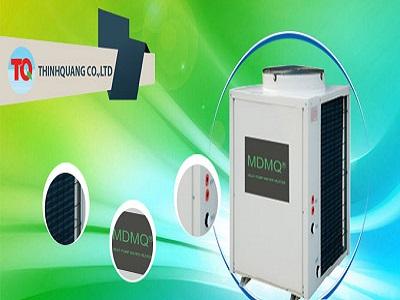 Bơm nhiệt công nghiệp nhiệt độ cao
