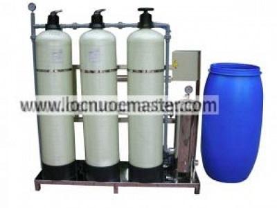 Hệ Thống Lọc Nước UF-UV 1.000l/h