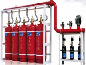 Hệ thống chữa cháy khí Nito - IG100