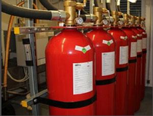 Hệ thống chữa cháy Novec 1230