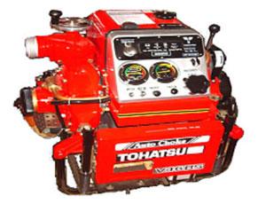 Máy bơm chữa cháy Tohatsu V46BS