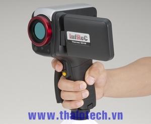 Camera Đo Nhiệt Độ Đường Dây Điện Từ Xa