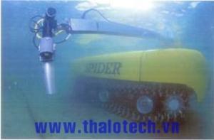 Robot Khảo Sát Dưới Nước