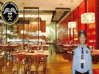 Bảo vệ nhà hàng chuyên nghiệp