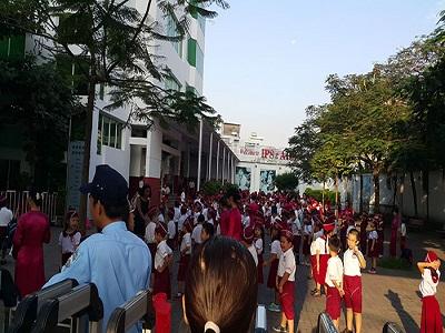 Bảo vệ cho trường học