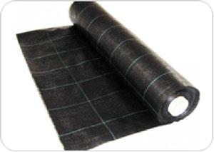 Vải địa chất manh PP đen