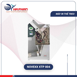 Máy In Thẻ Treo Novexx XTP 804