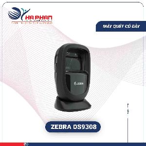 Máy Quét Mã Vạch Có Dây Zebra DS9308