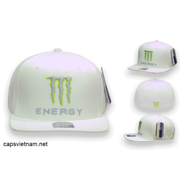 Mũ snapback Monster Energy