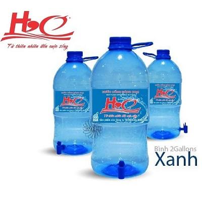 Nước uống đóng bình quai xách 7.5L