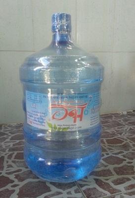 Nước uống đóng bình úp máy 19L premium