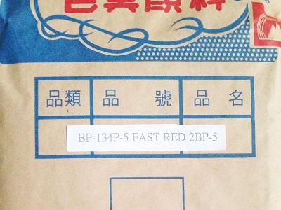 Màu đỏ 134