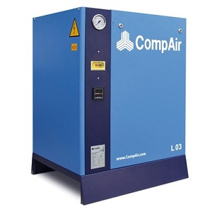 Máy nén khí có dầu Comp Air – L Series dòng L02-L05