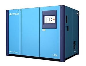 Máy nén khí có dầu Comp Air – L Series dòng L160-L290