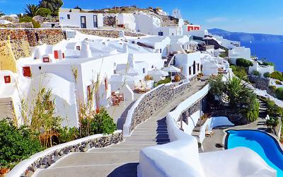 Hy Lạp - Đất nước của các vị thần