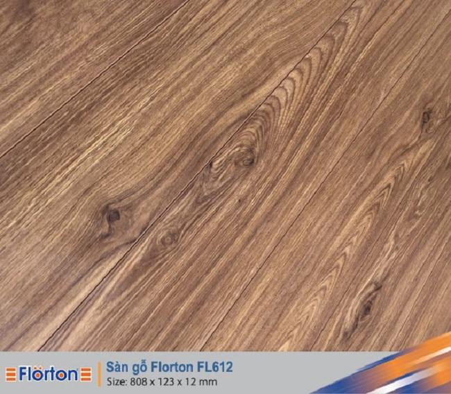 Sàn gỗ công nghiệp Florton
